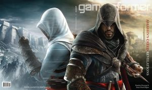 Altair and Ezio -AC:Revelation by Lopez-The-Heavy