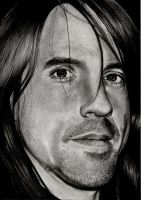 Anthony KIEDIS by Sadness40