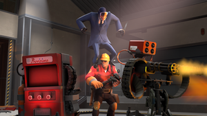 Silly Willy Engie by Ultimote