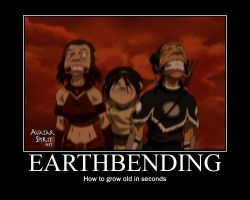 earthbending by Ishiyaki