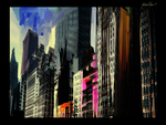 The city block by altergromit