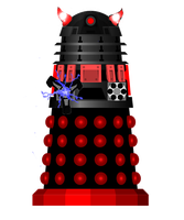 Devil-Dalek... by AngelGhidorah