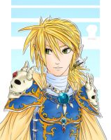 .: Knight Color :. by evalo-o
