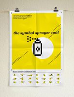 the symbol sprayer tool. by turunchuQ