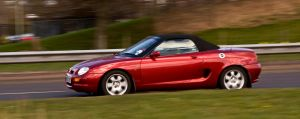 MG Sports Car by DundeePhotographics