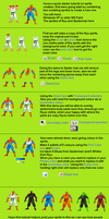 Sprite Tutorial 01: compound images and coloring by ThornBlackstar