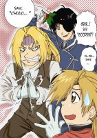 FMA Al,Ed and Roy part2 by Letucse