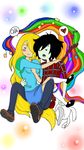 Adventure time love by MischievousBlue