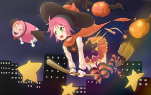 pippi halloween by jmc5221