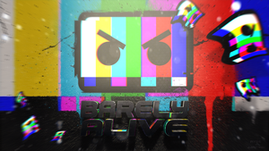 Ryse x Justin Yeh - Barely Alive (Wallpaper) by OfficialRyse