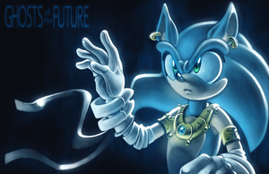 Ghosts of the Future poster 1 by EvanStanley