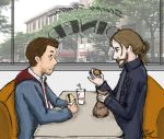 Cas And Ichabod by Merliquin
