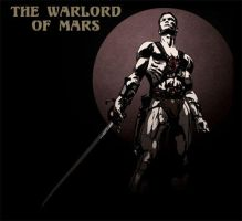 Warlord of Mars by MChampion