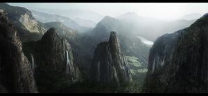 Mattepainting by wad1205