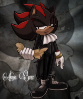 Shadow as Aaron Burr by JovialNightz