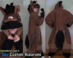 Sky Custom Kigurumi! by lemonbrat