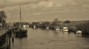 Ribe Creek by ThoughtMemory