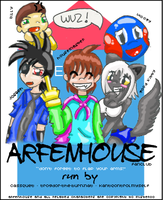 Arfenhouse Club ID by arfenhouse-club