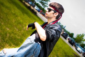 ColossalCon 2015 - Kung Fury(PS) 05 by VideoGameStupid