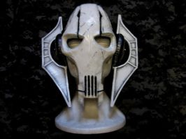 general grievous mask by Sharpener