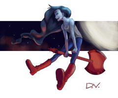 Marceline by Chilimanic