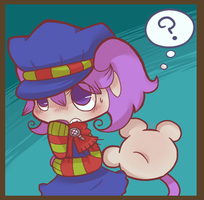 Rookie Detective by DreamerMB