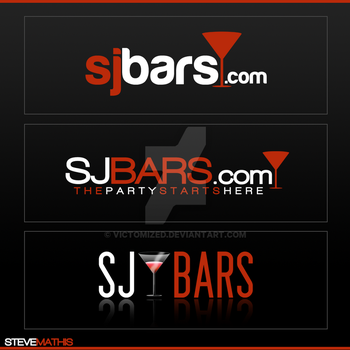 SJ Bars Logo by Victomized