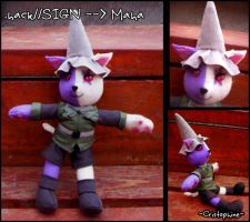Maha Plush by Cristophine