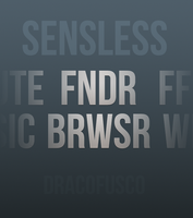 Senseless Iconset by TaylorCohron