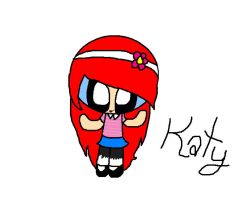 Katy as a Puff by XxDrewpuff11xX