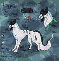 Ref. sheet- Hermes by Narncolie