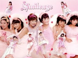 Wall S-mileage cute pink by RainboWxMikA