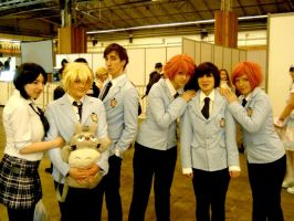 Ouran High School Host Club Band by Mitsuko-Vicious