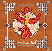 The Fire Bird by ElsLavi