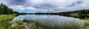 By the lake II by PaVet-Photography