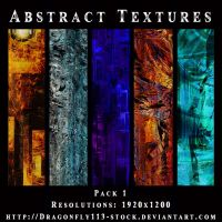 Abstract Textures Pack 1 by BFstock