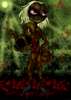 SpringTrap Was The Crypt Keeper? by Fun-Time-Is-Party