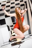 Sureal Cube and Latex 905 by GuldorPhotography