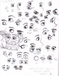 Disney Eyes by painting-monkey