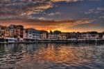 Old harbor Chania HDR by ArtSpawnGr