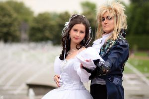 Labyrinth Cosplay by Azure-Hawker