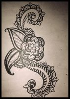 Tattoo-design by Jess-Schltn