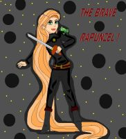 the brave rapunzel by princess4everafter