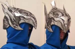 Artorias Helmet: Nearly Complete by loveshina