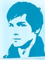 Logan Lerman- Percy Jackson by bAs-fiction
