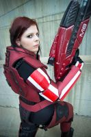 Female Commander Shepard Preview 2 by VariaK