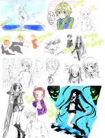 Pchat dump by arielucia