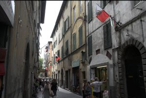Lucca streets 3 by enframed