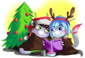 All I want for christmas by TalinComill