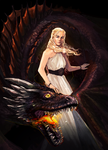 Maiden of Dragons by chunderella